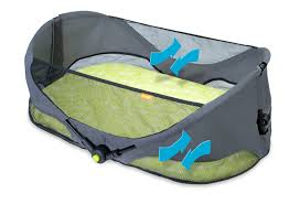 Baby Folding Bed Portable Cribs That Are Rv Friendly
