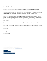writing a cover letter consulting professional resumes sample online