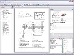 worksheet factory worksheets