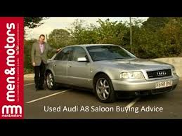 buying used audi used audi a8 saloon buying advice