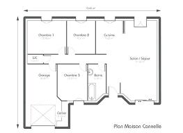 faire un plan de chambre plan incroyable faire un plan de chambre en