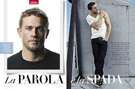 Vanity Fair Italiano Charlie Hunnam Per Vanity Fair Italia Aprile 2017 Sons Of