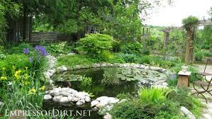 Beautiful Backyard Landscaping Ideas 17 Beautiful Backyard Pond Ideas For All Budgets Empress Of Dirt
