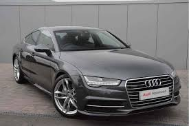 audi a7 audi a7 diesel 3 0 tdi quattro 272 s line 5dr s tronic for sale at