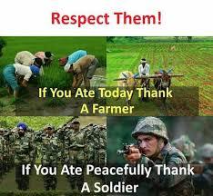 Farmer Meme - dopl3r com memes respect them if you ate today thank a farmer