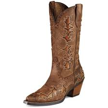 ariat womens cowboy boots size 12 s ariat 12 dandy cowboy boots brown 282504 cowboy