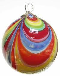 24 best glass eye studio birthstone ornaments images on