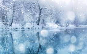winter anime wallpaper hd winter snowfall 4k hd desktop wallpaper for 4k ultra hd tv dual