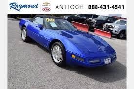 1995 chevy corvette for sale used chevrolet corvette for sale in lake villa il edmunds
