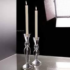 candelieri in cristallo candeliere in vetro fade cm 24 candeliere vetro samos fd49439