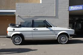 white volkswagen convertible file 1983 volkswagen golf 155 gl convertible 27469960160 jpg
