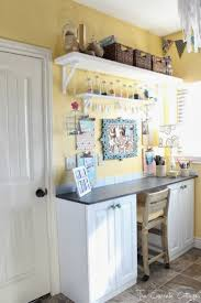 Craft Rooms Pinterest by 50 Best Home Craft Room U0026 Office Ideas Images On Pinterest