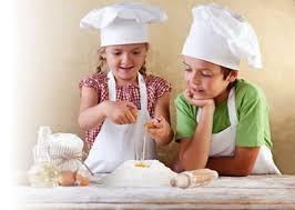 cours de cuisine enfants pâtisserie enfant de 14h00 à 16h00 au tarif de 18 à la place de