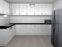 cuisine moderne blanche décoration douce et apaisante mh déco cuisine moderne blanc
