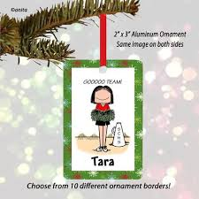 ornament personalized ornaments cowboy