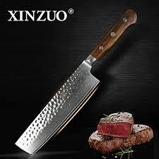 couteau de cuisine professionnel japonais vegetable cleavers der beste preis amazon in savemoney es