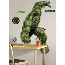 dreamfurniture com avengers hulk peel u0026 stick giant wall decal