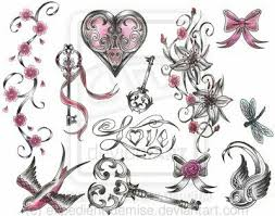 girly flash designs drawing ideas