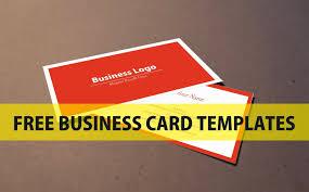 business card template free vnzgames