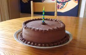 zsuzsa kitchen classic birthday cake