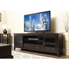 abbyson living charleston solid wood 72 inch tv console