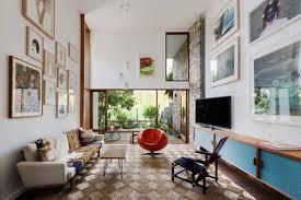unique contemporary wall decor for living room ideas