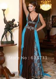 bridesmaids dress tiffany blue chocolate brown would be cute as