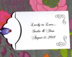 lottery ticket wedding favors for richer for poorer wedding favors lottery ticket