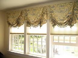 Kitchen Curtain Valances Ideas by Custom Window Valance Ideas Custom Window Valance Ideas With