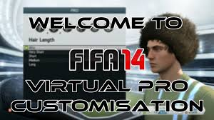 fifa 14 all hairstyles welcome to fifa 14 virtual pro customisation and accomplishments