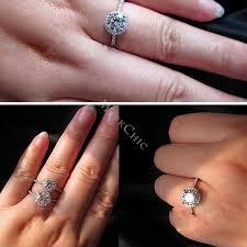 heart fashion rings images 69 best wedding rings images promise rings wedding jpg