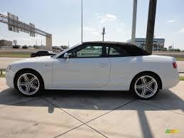 audi s5 convertible white audi s5 white convertible wallpaper 1024x768 28764