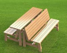 Picnic Table Bench Combo Plan Teds Woodworking 16 000 Woodworking Plans U0026 Projects With