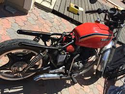 honda cb400 for sale in norcal 1978 honda cb400 t2 hawk project bike