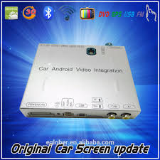 new android car gps video interface for 2013 2014 vw golf mk7