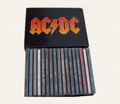photo album set ac dc 17 album box set cds knightshop
