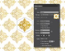 tutorial illustrator italiano creación y edición de motivos en illustrator