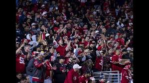 christmas gifts for 49ers fans abc10 com how cheap can you catch a 49ers game