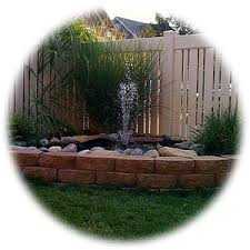 Backyard Fountains Ideas Garden Fountains Bring The Soothing Sound Of Flowing Water To Your