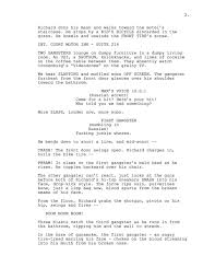 How To Write An Acting Resume With No Experience Hotline Miami Screenplay U2014 Joseph Asphahani U0027s Portfolio