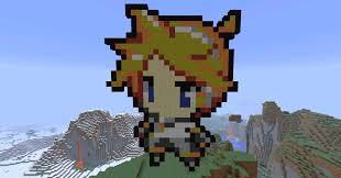 images of minecraft pixel art templates sc