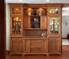 kitchen furniture hutch mullet cabinet u2014 knotty cherry lake house kitchen