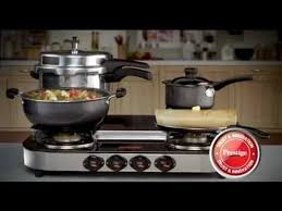 Prestige Cooktop 4 Burner Prestige Duplex Gas Stove Youtube
