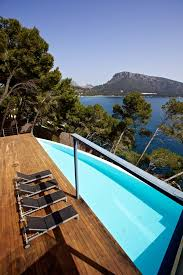 Modern Mansion World Of Architecture Modern Mansion On The Cliffs Of Mallorca