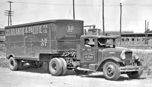 Ford Old Truck Models - hard at work commercial cars and trucks earning their keep the