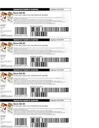 printable marlboro coupons menu and free printables