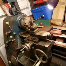 colchester chipmaster lathe 5x20 3 phase in great sankey