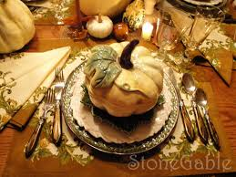 the real thanksgiving second thanksgiving table stonegable