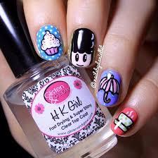 101 classy nail art designs for short nails fashionisers