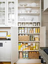 20 variants of white kitchen pantry cabinets interior design